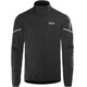 GORE RUNNING WEAR Essential WS Active Partial Jacket Men black